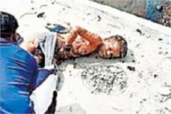 blast in ludhiana baby died