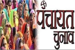 up panchayat election from today onwards candidates will contest