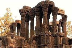 mahashivaratri is being celebrated for the first time in this ancient temple