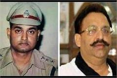 all cases filed against mukhtar ansari the former
