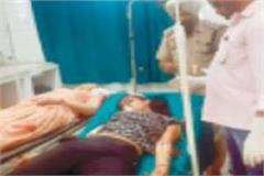 firing in moga 2 girl injured
