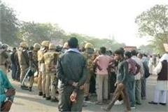 in kanpur the son of the policeman raped the teenager