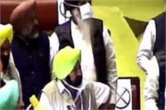 punjab legislative assembly akali mlas canceled suspension