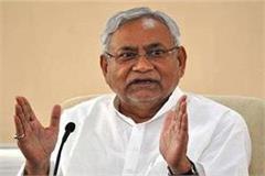 cm nitish spoke on rahul gandhi s statement