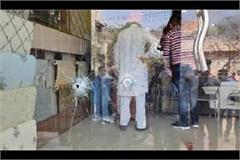 firing in jalandhar once again big reason came to light