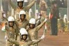 women police will perform bike stunts in state s 50 year journey