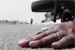 pratapgarh three young bike riders died in a painful road accident