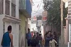 furore over dj in engagement program lathi poles run fiercely