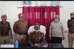main accused in the sudhir srivastava murder case arrested in the encounter