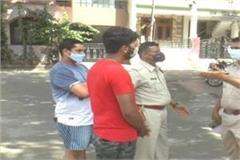 police constable arrested in murder case at indore