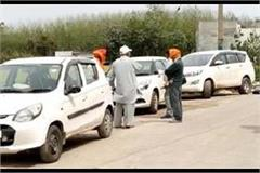 bullets fired on a day to day person in hoshiarpur stir in the area
