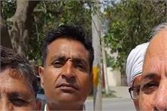 bjp leader told farmers fake farmers warned said