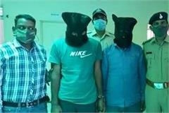 a man murderd by 2 goons in indore
