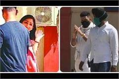 abhishek and yami gautam who came out of agra central jail