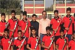 junior hockey team ready to present himachali challenge at national level
