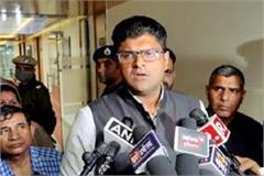dushyant chautala does not want a law on  love jihad  in haryana