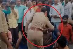 woman co loses her temper slaps young man seeking action against accused