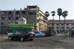 hc prohibits building near mazar