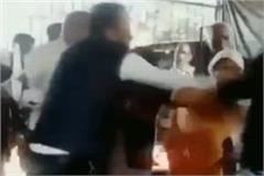 2 advocate fight in ashta