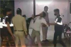 safety committee members beaten a boy in indore