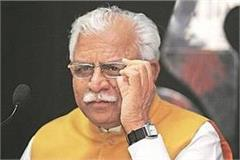 manohar lal said today congress itself forgot to bring no confidence motion