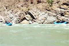indian army dominated in national river rafting competition