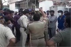 boy murder for stopping boys on dance in sagar
