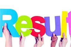 pseb result announce today