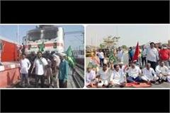 opposition s  bihar bandh  shows partial effect on life