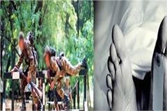 daulatpur chowk youth army training death