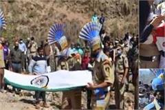 himachal s ashok kumar shaheed wife and children salute final