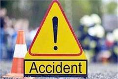 elderly bike rider dies due to truck collision