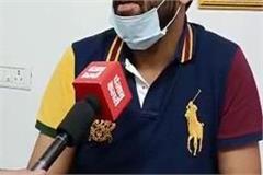 digvijay raises issue of haryana s stake in pu