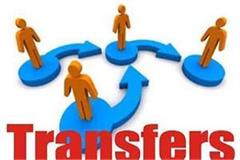 transfer of several doctors in jalandhar municipal corporation