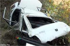 road accidents in rohru and dodra quar death of 3