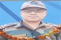 vijay kumar sharma of haryana martyred in leh