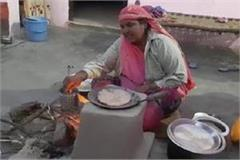 increased gas cylinder prices forced rural women to cook on stove