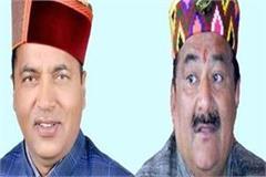 discussion on mandi lok sabha by election between jairam and maheshwar