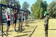army rally in palampur