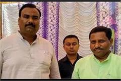 big action by administration and police on absconding bjp leader raghuvir tiwari