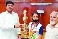 haryana s daughters national and international level in sports dushyant chautala
