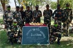 bsf gets huge success heroin worth 12 15 crore seized