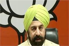 rp singh attack on sukhbir badal statement dalit deputy cm