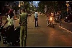 night curfew implemented in varanasi given the rising figures of corona