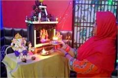 muslim family vows to pray on ram navami due to