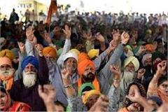 center warns punjab about farmers sitting on toll plots