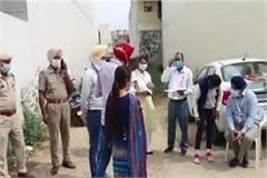 vigilance raid at bk virdi house