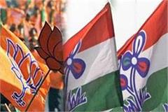 bjp tmc contested in 10 seats in hooghly district