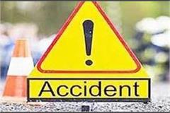 accident in banjar of kullu death of husband and wife three injured