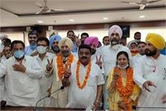 congress takes over bathinda municipal corporation after 54 years